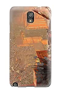 For JennaCWright Galaxy Protective Case, High Quality For Galaxy Note 3 Video Game Age Of Empires Skin Case Cover