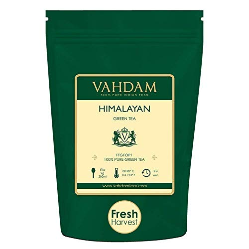 VAHDAM Green Tea Leaves