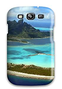 Extreme Impact Protector Bora Bora Case Cover For Galaxy S3