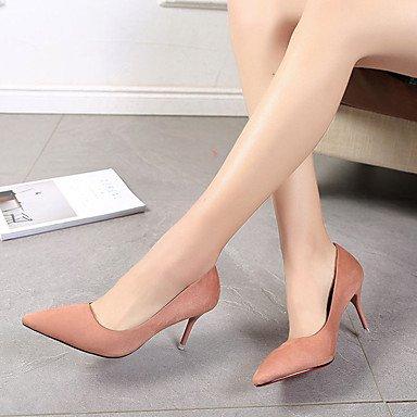 Fall EU36 Heel 5 Women'sHeels UK3 Summer Comfort CN35 US5 Casual 5 Low PU Spring qnvwvECHB