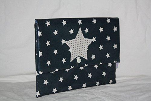 "Lilli Löwenherz–Neceser (tamaño bolsa de pañales ""estrellas azul"""