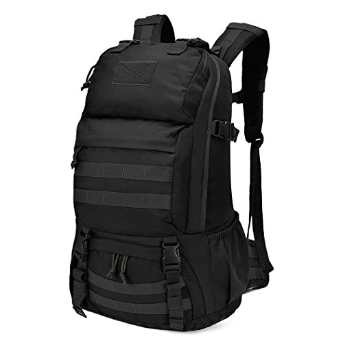 Mardingtop 40L Tactical Backpacks Molle Hiking daypacks for Camping Hiking Military Traveling Motorcycle