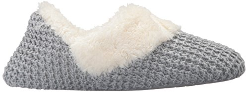 Pictures of Dearfoams Women's Sweater Knit Bootie 50641 3