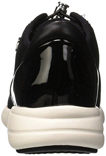 Sneakers Femme black Geox Ophira E Noir black Basses D qxStpP6
