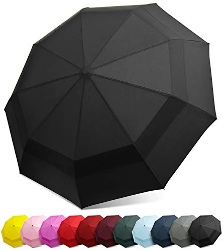 EezY Windproof Travel Umbrella