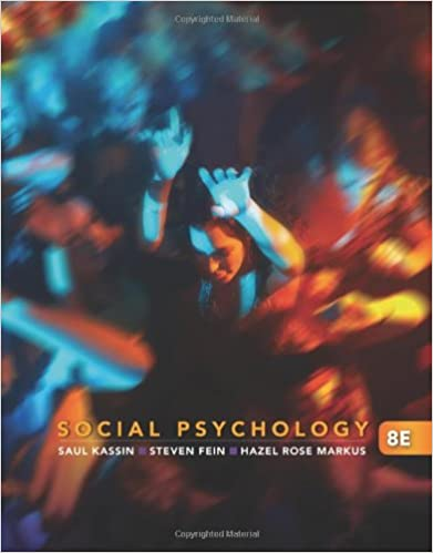 Where can i get social psychology 9th edition kassin test bank.