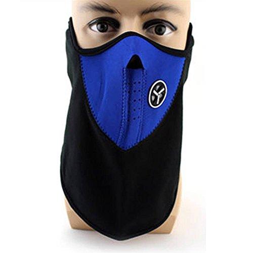 Witery Unisex Dustproof & Windproof Half Face Mask For Skiin