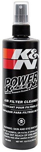 K&N 99-0606 Air Filter Cleaner - 12 oz. Pump Spray