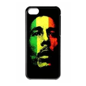 Diy Phone Cover Bob Marley for iPhone 5C WEQ670139