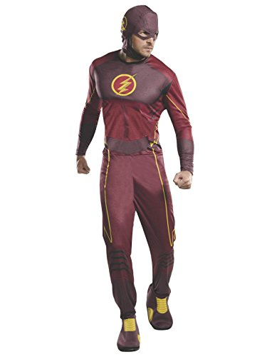 The Flash TV Series - Flash Adult Costume]()