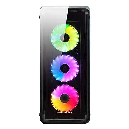 Xigmatek Astro RGB - Carcasa para Torre Mediana, Color Gris ...