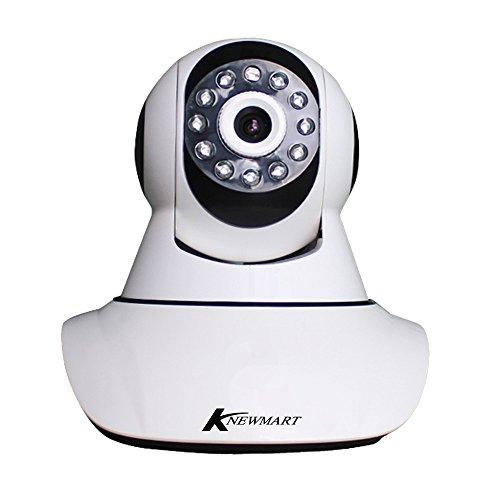 KNEWMART Home Security IP Camera Wireless Mini IP Camera Surveillance Camera Wifi 720P Night Vision CCTV Camera Baby Monitor (Cctv Wi Fi compare prices)