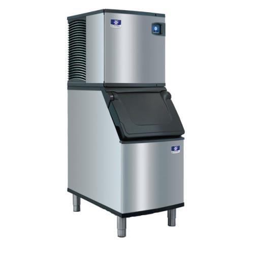 Manitowoc - IYT-0420A/D420 - Indigo NXT Air Cooled 470 lb Ice Machine with 383 lb -