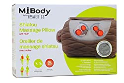 Homedics Sp-30h Ultra Plush Shiatsu Massage Pillow