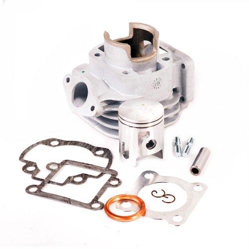 80 cc cylinder head - 1