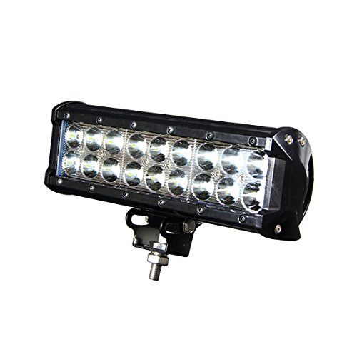 ALL GOOD LED Dual CREE Light Bar 9 Inch 54 Watt Combo