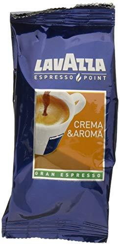 - Lavazza Espresso Point Crema e Aroma Grand Espresso Capsules (Count of 100)