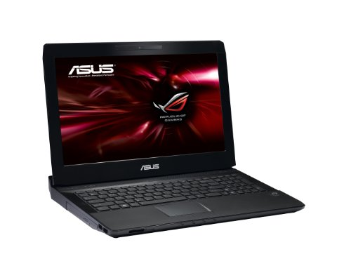 ASUS G53JW-3DE Republic of Gamers 3D 15.6-Inch Gaming Laptop (Black)