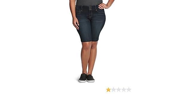 cbd7c94910 Amazon.com: Torrid Jegging Bermuda Shorts - Dark Wash: Clothing
