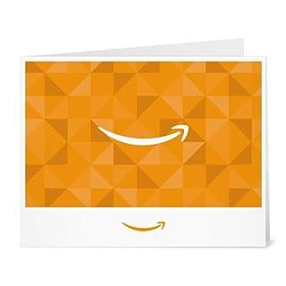 Amazon Gift Card - Print - Orange Geometric (B01LYB3SOX) | Amazon price tracker / tracking, Amazon price history charts, Amazon price watches, Amazon price drop alerts