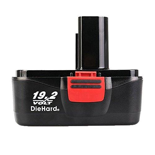 (Craftsman DieHard C3 19.2 Volt NiCd Battery Replacement for Craftsman 11375 11376 1323903 Craftsman 315.115410 315.11485 315.114850 315.114852 C3)