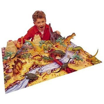Animal Planet's Big Tub of Dinosaurs, 40+ Piece Set -