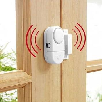 Lot De Alarme Détecteur Magnétique Douverture De Porte Ou Fenêtre - Alarme porte