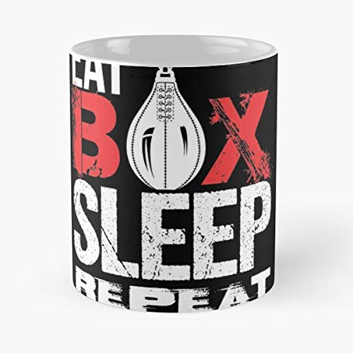 Boxing Fighting Box Match Fight Boxer Is Life Sport Practice Fists Best Gifts