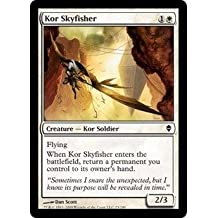Kor Skyfisher by Magic: the Gathering