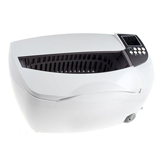 AZDENT 3L Professional Ultrasonic Cleaner Heated Dental Sterilization for  Retainer Denture Jewelry