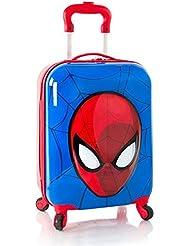 Marvel Spiderman 3D Pop Up Boys 18 Hardside Spinner Carry On Luggage