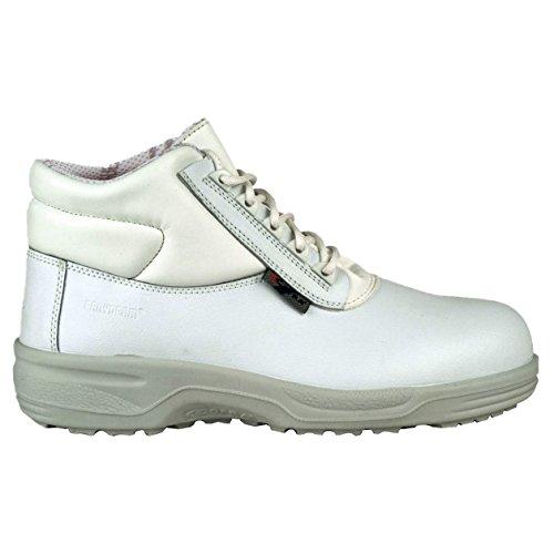 Cofra 77740-006.W37 Ulisse S2 SRC Chaussures de sécurité Taille 37 Blanc