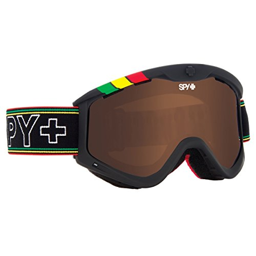 Spy Optic Targa 3 Snow Goggles, One Love Frame, Bronze Lens