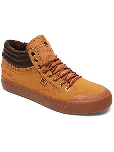 Hi Ginnastica Smith Shoes Evan DC Uomo Scarpe WNT Jaune da Wheat Basse 6Ow4x6Hq1