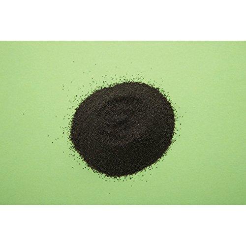 50 lb. Black Aluminum Oxide Blast Media, 70 Grit Special