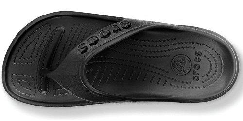 Crocs Baya Flip Flop Nero