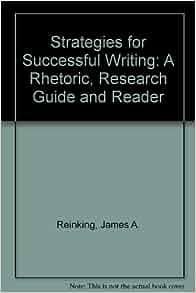 Rhetoric and reader