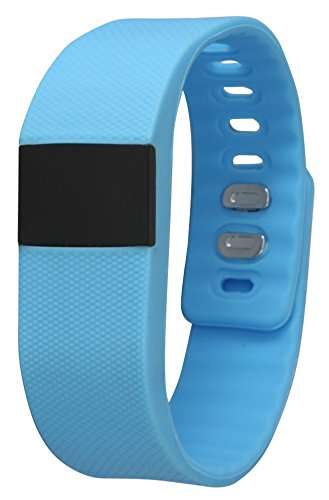 ActiveTec Fitness Tracker Smart Watch Bluetooth Watch Bracelet Smartband Calorie Counter Wireless Pedometer Sport Activity Tracker Android IOS Phone