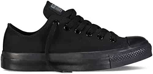 Converse Chuck Taylor All Star Core Low Top Black Monochrome M5039 Mens 5.5