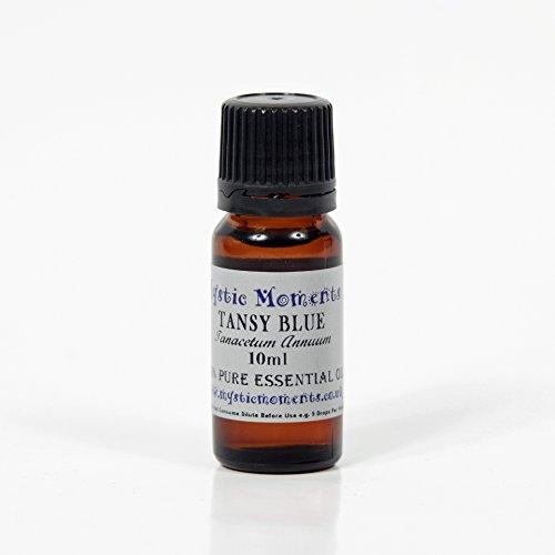Mystic Moments Tansy Blue Essential Oil 100% Pure 10Ml