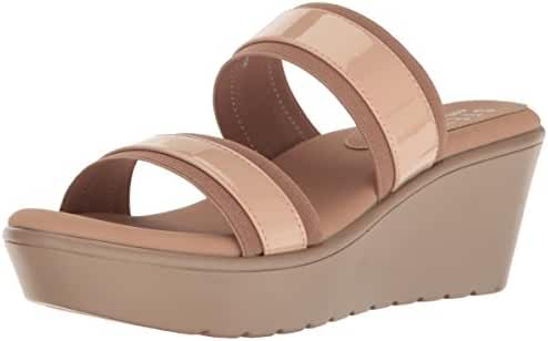 STEVEN by Steve Madden Women's Nc-Boyd Wedge Sandal