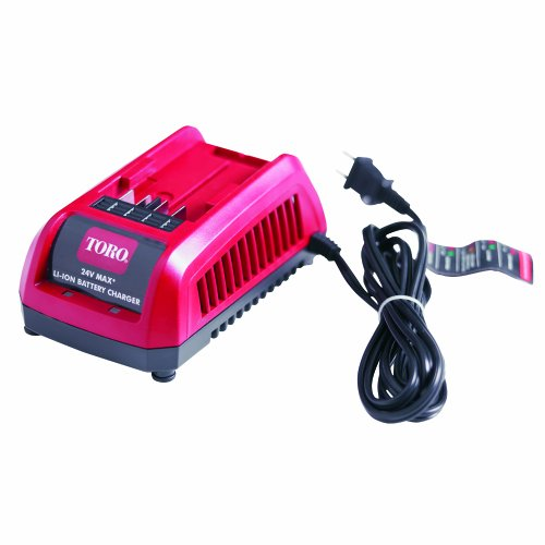 Toro 88503 Li-ion Replacement Charger, 24-volt Max