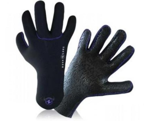 Deep See by Aqua Lung 6/4mm Women's Ava Dive Gloves (Small) (Dive Glove Stretch)