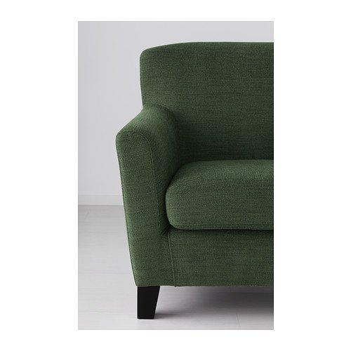 Amazon.de: Ikea Ekenäs - Sessel, Hensta grün - 30x23 cm