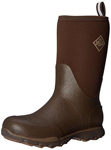 Muck Boot Mens Arktiska Utflykt Mitten Snö Choklad / Desert Palm