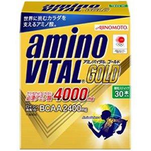 味の素 アミノバイタルGOLD30本 × 3個セット B06XSNJ2CY   3個