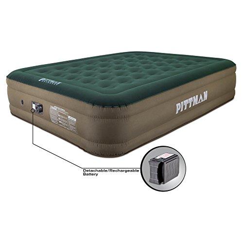 Pittman Outdoors PPI CAMPX16 Mattress Rechargeable