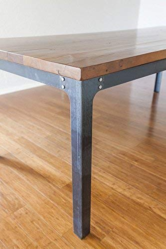 The Kindred Dining Table Legs Industrial Legs