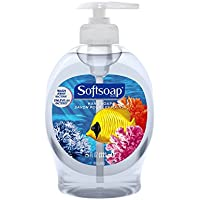 Softsoap Liquid Hand Soap, Aquarium (7.5 fluid ounce)