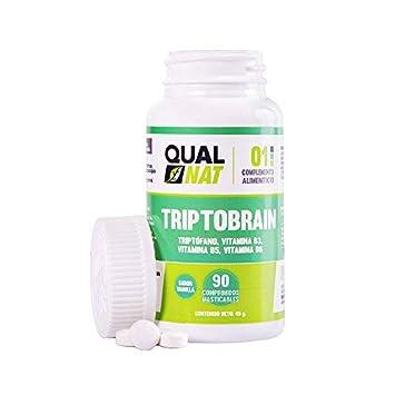Triptófano con vitamina B6, vitamina B3 y vitamina B5 para ayudar al estado de ánimo